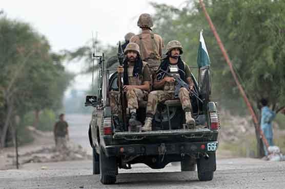 Soldier martyred in North Waziristan terrorist attack laid to rest