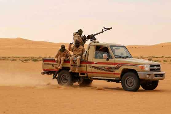 نائیجر: فوجی قافلے پر مسلح افراد کا گھات لگا کر حملہ، 15 اہلکار ہلاک