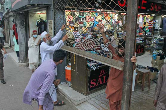 Govt decides to keep markets closed two days a week as Covid-19 cases rise