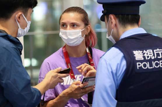 ٹوکیو اولمپکس میں شریک بیلاروس کی خاتون ایتھلیٹ کا واپسی سے انکار