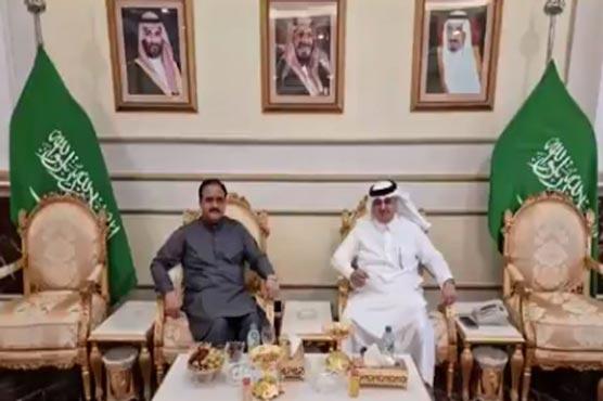 Govt will provide every possible facility to Saudi investors: Buzdar