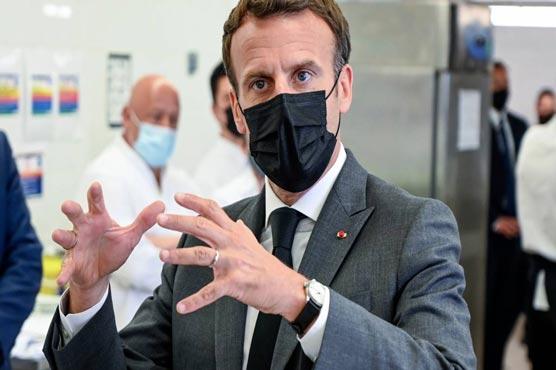 Macron takes to Tik Tok to push Covid vaccines