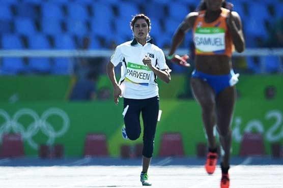 نجمہ پروین کو ان فٹ ہونے کے باوجود ٹوکیو اولمپکس میں بھجوانے کا انکشاف