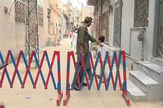 Lockdown imposed in various districts of Punjab