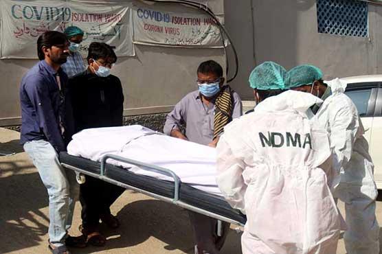 کورونا کا زور: مزید 67 افراد جان سے گئے، 24 گھنٹے میں 3582 نئے مریض