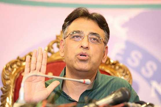 Target of one million vaccinations in a day achieved: Asad Umar