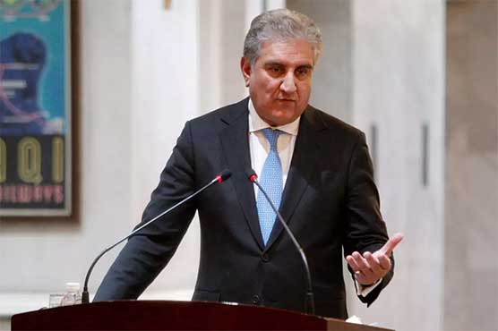 Pakistan desires peace with India but not at expense of Kashmiris: FM Qureshi