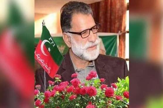 Newly-elected AJK PM Abdul Qayyum Niazi pledges to ensure rule of law