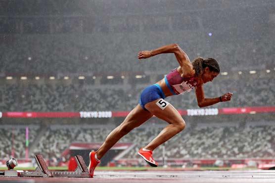 چار سو میٹر رکاوٹوں کی دوڑ، امریکی ایتھلیٹ نے نیا عالمی ریکارڈ قائم کر دیا