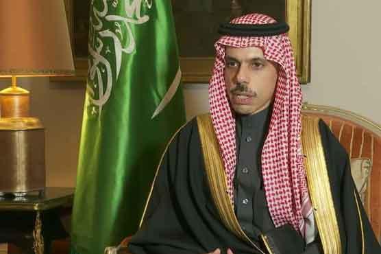 ایران خطے کی سلامتی میں شامل ہوتا ہے تو خیرمقدم کرینگے: سعودی عرب