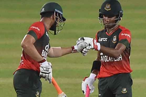 بنگلا دیش نے مسلسل دوسرے ٹی ٹونٹی میچ میں آسٹریلیا کو پچھاڑ دیا