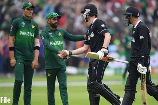 نیوزی لینڈ کرکٹ ٹیم ستمبر میں پاکستان کا دورہ کرے گی، شیڈول جاری