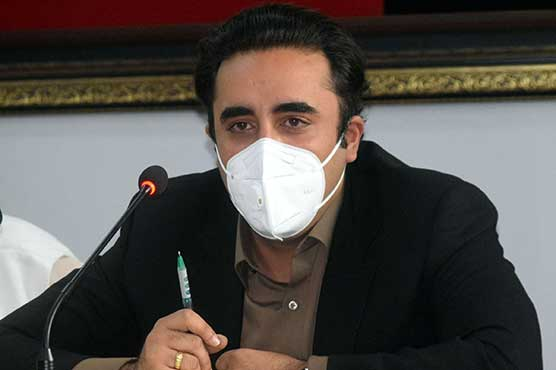 World must rouse from its slumber on Kashmir issue: Bilawal Bhutto