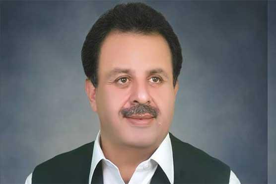 خیبرپختونخوا کے وزیر بلدیات اکبر ایوب وزارت سے مستعفی، استعفیٰ منظور