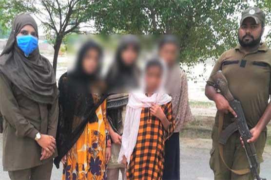 ہنجروال سے اغوا ہونے والی چار لڑکیوں کے پولیس تفتیش میں اہم انکشافات