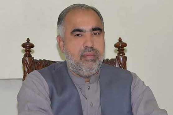 Atrocities in occupied Kashmir have exposed India: Asad Qaiser