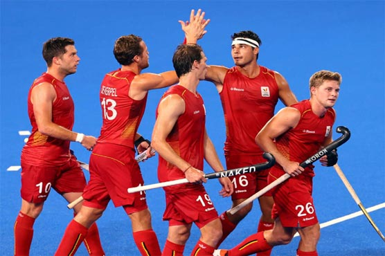 Belgium win hockey gold after shootout victory over Australia