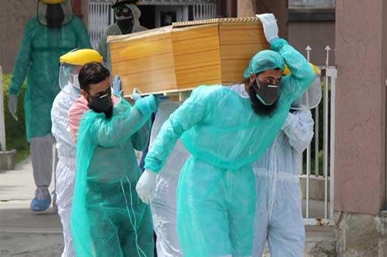 Pakistan reports 4,745 coronavirus cases, 67 deaths in 24 hours
