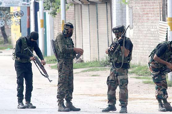 Indian troops martyr two Kashmiri youth in IIOJ&K