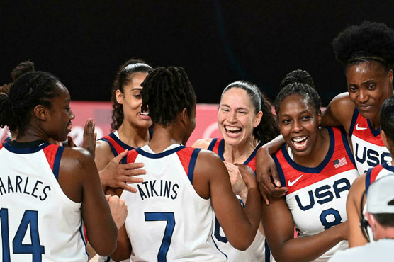All-conquering US win seventh straight women's Olympic basketball title