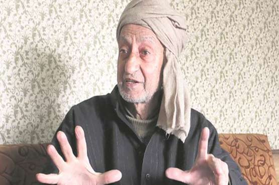 Hurriyat leader stresses Kashmir settlement through talks