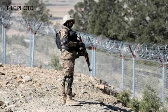 Soldier injured in terrorist fire from across Pak-Afghan border: ISPR