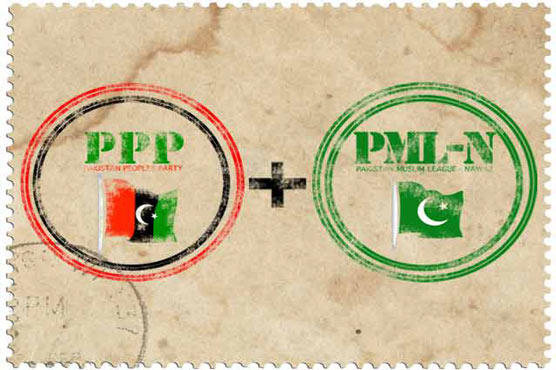 PPP, PML-N to field joint candidate for AJK President slot