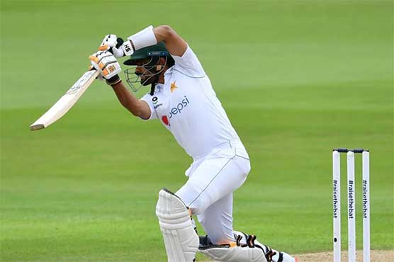 Pak Vs W Indies Ist Test: Azhar survives with DRS as play resumes after rain delay