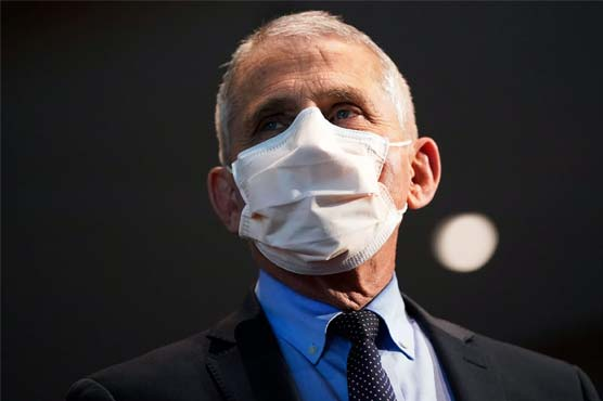 Online claims of top US infectious disease official Fauci saying COVID-19 vaccines are spreading disease are fake