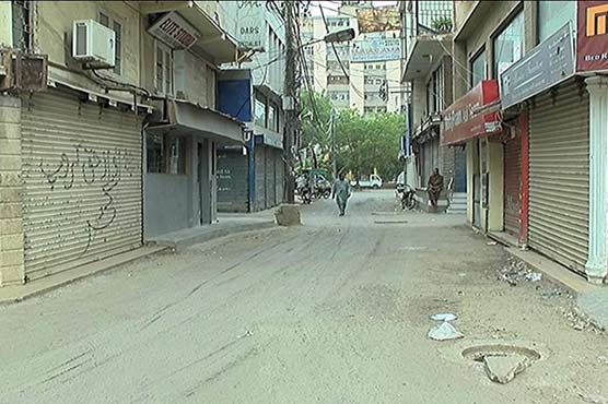 Business activities suspended as Karachi observes 'safe day'
