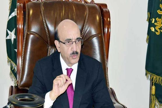 A colonial power has no right to celebrate its independence day : AJK president