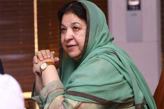 About 35pc Punjab population vaccinated: Yasmin Rashid