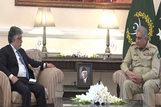 Pakistan willing to do everything possible to help Afghanistan achieve peace: COAS