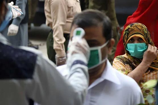 Pakistan reports 3,974 coronavirus cases, 66 deaths in 24 hours