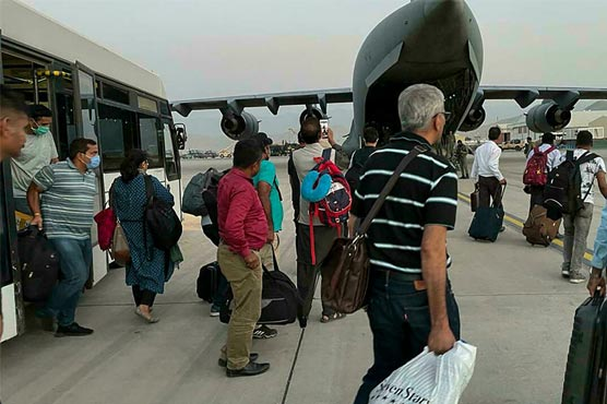 Escorted by Taliban: India's midnight evacuation from Afghanistan