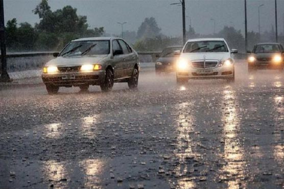 PDMA issues rain alert in different parts of KP
