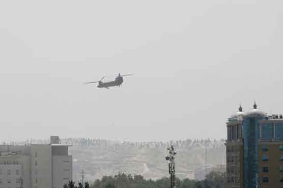 France airlifts scores of Afghans out of Kabul