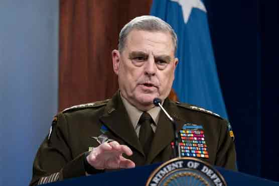 Nothing I saw indicated a collapse of this government in 11 days: Top US General