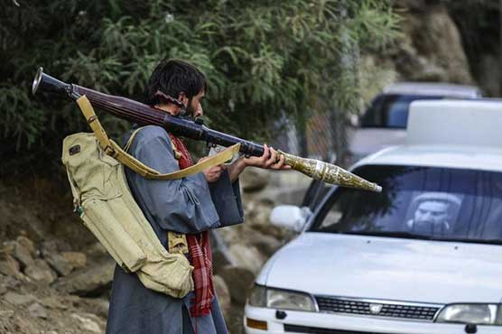 Anti-Taliban forces massing north of Kabul: Russia