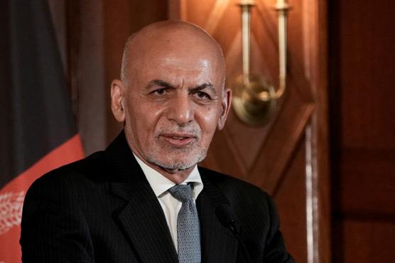 Ashraf Ghani's brother pledges support to Taliban