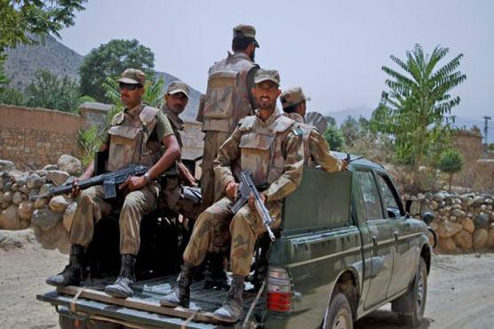 Terrorist killed in North Waziristan operation: ISPR