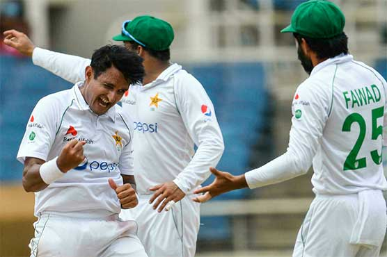 Abbas gives Pakistan upper hand in second West Indies Test