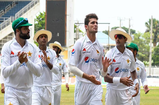 Pakistan on top in second West Indies Test