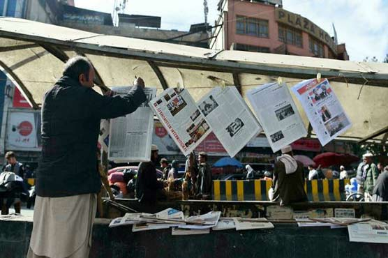 Afghanistan's media enters the unknown under Taliban rule