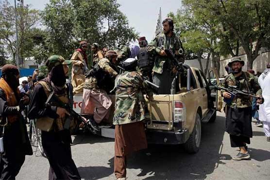Taliban near Panjshir after retaking three northern Afghan districts