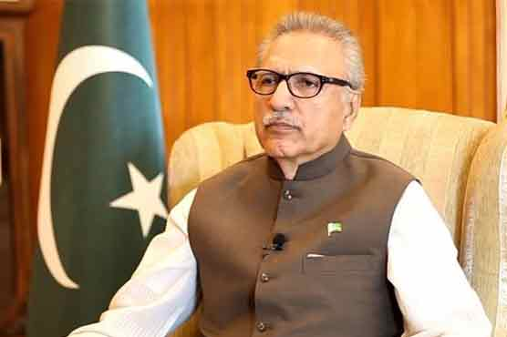 Pakistan ready to play its role in reconstruction, development of Afghanistan: President