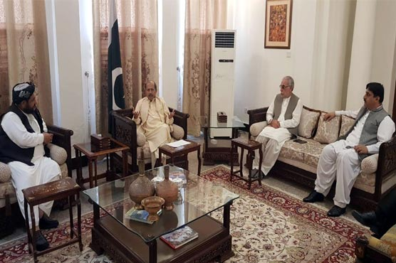 Pakistani ambassador to Afghanistan assures full support to Afghan traders