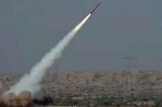 Pakistan successfully test fires Fatah-1