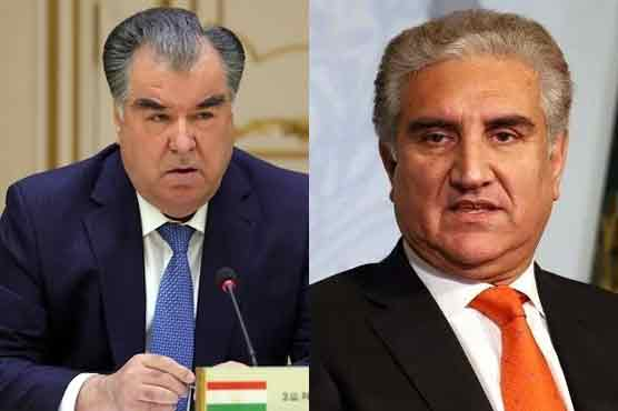 Tajikistan endorses Pakistan's proposal to adopt cohesive approach on Afghan situation