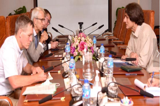 Dutch envoy thanks Pakistan for evacuating stranded foreigners from Kabul